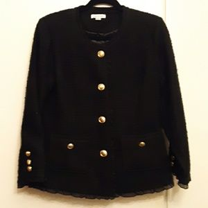 Channel-type Blazer
